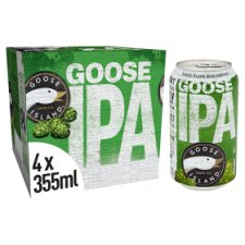 Goose Island Ipa 4X355ml Can