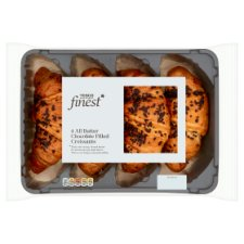 Tesco Finest Chocolate Filled Croissant 4Pack