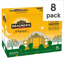 Magners Apple Cider 8X500ml Bottle