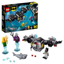 Lego Batman Batsub And Underwater 76116