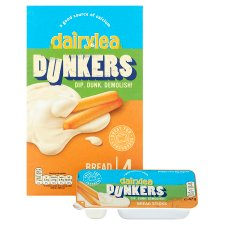 image 2 of Dairylea Dunkers And Breadsticks 4 Pack, 47G G
