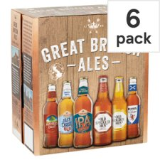 Greene King Great British Ales 6X500ml