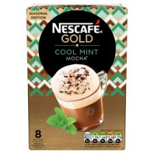 Nescafe Gold Cool Mint Mocha 8 Sachets 168G