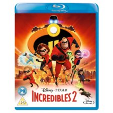 The Incredibles 2 Bd Retail