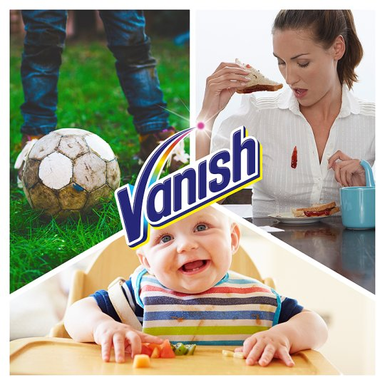 Vanish Oxiaction Stain Remover Powder 500G