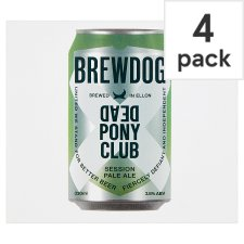 Brewdog Dead Pony Club Ale 4 X 330Ml