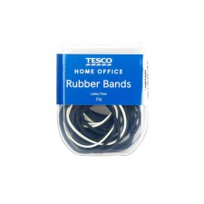 Tesco Rubber Bands
