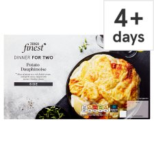 Fmd Tesco Finest Potato Dauphinoise 400G
