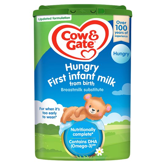 Cow & Gate Hungry Milk Powder 800G