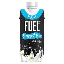 Fuel 10K Liquid Breakfast Vanilla Drink 330Ml