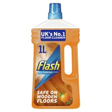 Flash Wooden Floors Liquid 1Ltr