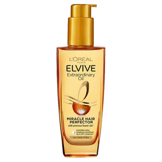 image 1 of L'oreal Elvive Extraordinary Oil All Hair Types 100Ml