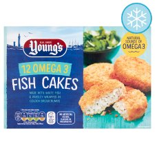 Youngs Fish Cakes 12 Pack 600G