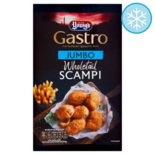 Youngs Jumbo Whole Scampi 220G