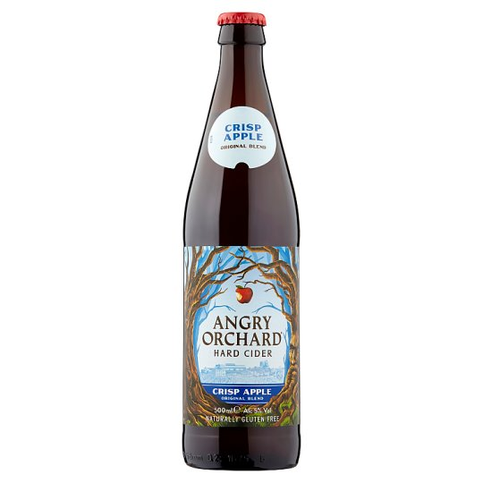 Angry Orchard Apple Cider 500Ml Bottle