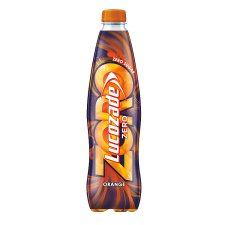 Lucozade Energy Zero Orange 1 Litre