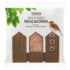 Tesco Bird Food Meal Worm 100G