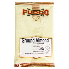 Fudco Ground Almonds 200G