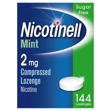 Nicotinell Mint Lozenge 2Mg 144 Each
