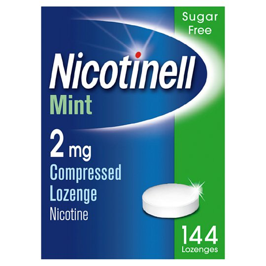 image 1 of Nicotinell Mint Lozenge 2Mg 144 Each