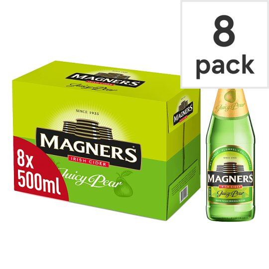 Magners Pear Cider 8X500ml Bottle