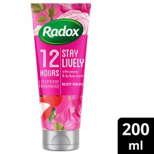 Radox Feel Lively Scent Body Wash 200Ml