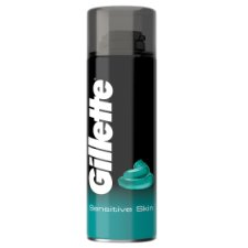 Gillette Classic Sensitive Skin Shaving Gel 200Ml