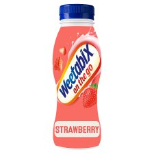 Weetabix On The Go Strawberry Drink 250Ml
