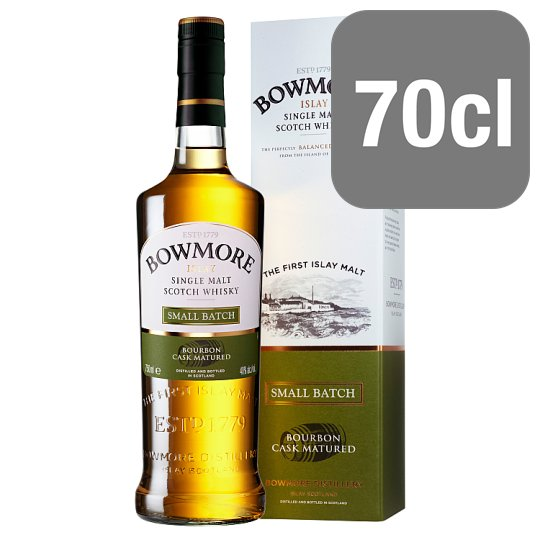 Bowmore No 1 70Cl Whisky