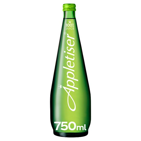 Appletiser 100% Sparkling Apple Juice 750Ml