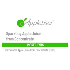 image 2 of Appletiser 100% Sparkling Apple Juice 750Ml