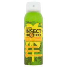 Tesco Insect Repellent 125Ml Spray