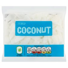 Tesco Coconut 20G
