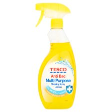 Tesco Multi Purpose Antibacterial Lemon 500Ml