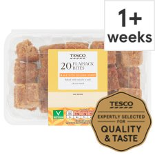Tesco Mini Flapjack Bites 20 Pack