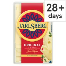 Tine Jarlsberg Cheese Slices 160 G