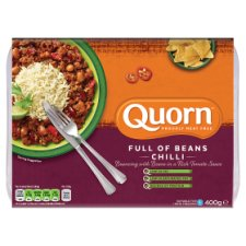 Quorn Full Of Beans Chilli 400G