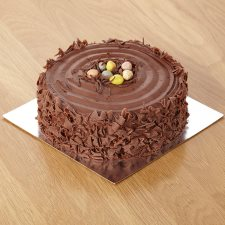 Easter Cake Decorations Tesco : Tesco Easter Chocolate Nest Cake - Groceries - Tesco Groceries