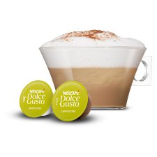 image 2 of Nescafe Dolce Gusto Cappuccino 16Cap 186.4G