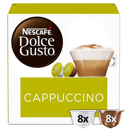 image 1 of Nescafe Dolce Gusto Cappuccino 16Cap 186.4G