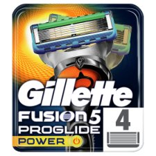 Gillette Fusion Proglide Power Razor Blades 4 Pack