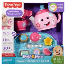 Fisher Price Sweet Manners Tea Set