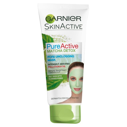 image 1 of Pure Active Matcha Face Mask 100Ml