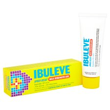 image 2 of Ibuleve Speed Relief Max Strength Gel 40G
