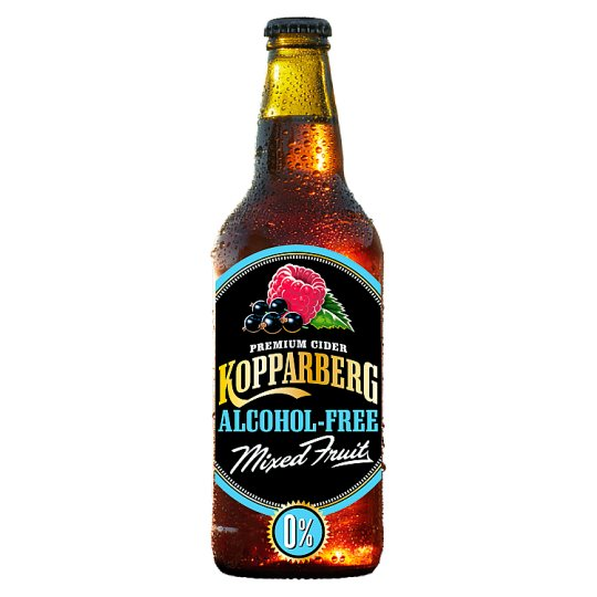 Kopparberg Mixed Fruit Alcohol Free 500Ml