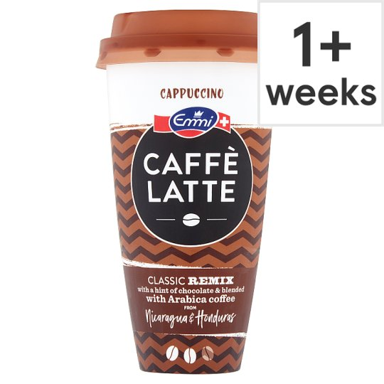 Emmi Caffe Latte Cappuccino Ready To Drink 230Ml