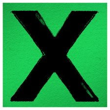 Ed Sheeran X Cd