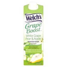 Welch's White Grape Pear And Apple Juice Drink 1 Litre