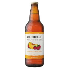 Rekorderlig Mango And Raspberry Cider 500Ml Bottle