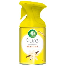 Airwick Air Freshener Aerosol Pure White Vanilla 250 Ml